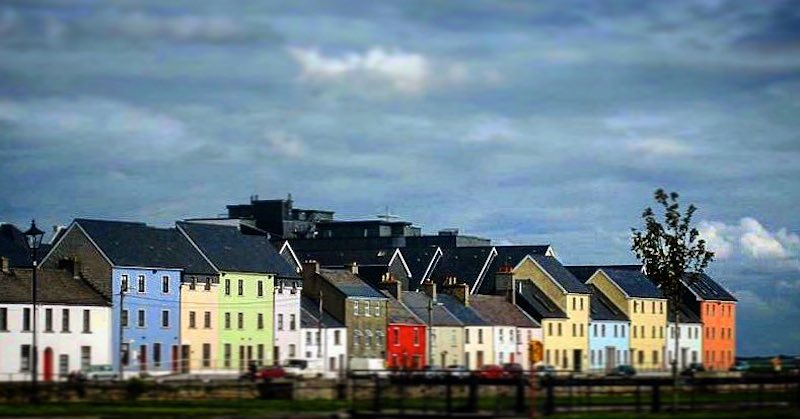 Galway, Irlanda. Slow life. Viajar